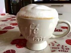 cappuccino Bimby con latte scremato Cinzia
