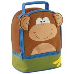 Monkey Lunch Pal @ #Luluswhatnot - www.luluswhatnot.com