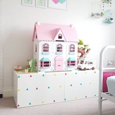 """IKEA BESTA /system units are the perfect and versatile storage solution! """"I absolutely love the @ikeauk Besta system for toy storage. We have had the Kallax, the Billy and…"""""""