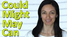 Look at this great teacher explaining some English Modal Verbs   Can - Could - May - Might #modalverbs