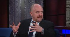 Louis C.K. destroys Trump on Colbert show: 'He's just a gross, crook, dirty, rotten lying sack of sh*t'