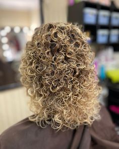 Perms, Permed Hairstyles, Spiral, Style Me, Curly, Dreadlocks, Hair Styles, Beauty, Perm Hairstyles