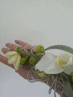 Armcorsage trouwen Plants, Plant, Planets