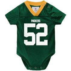 d859666a90 Find the Infant Green Bay Packers Onesie -  52 Matthews by at Mills Fleet  Farm