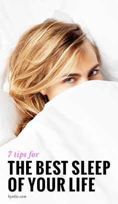 7 steps to your best night's sleep ever (as proven by science).