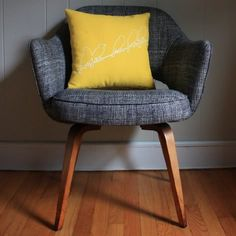 Small, upholstered chair option