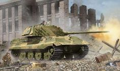 German E75 Panther (75-100 Ton) Tank