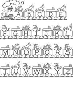 Choo-Choo Train Coloring Page | Worksheets, Transportation and ...