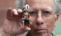 Hans Beck, the inventor of playmobil