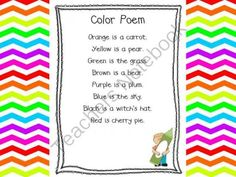 Poetry in the K-2 Classroom (Year Long Plans!) from First Grade Finds on TeachersNotebook.com (156 pages)