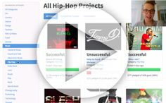 Check out The KickBack Machine to learn from successful and failed projects on Kickstarter.