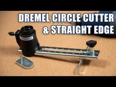 Dremel Router, Dremel 4000, Dremel Tool Projects, Dremel Ideas, Dremel Tool Accessories, Dremel Carving, Wooden Vase, Rotary Tool, Homemade Tools