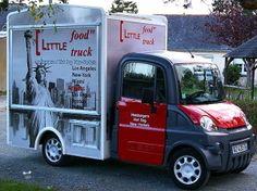 little food truck