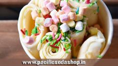 Why wait for summer? Enjoy this new flavor – Fried Pan #IceCream http://www.pacificsodashop.in/