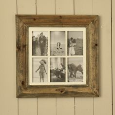 Orchard limewashed wood frame