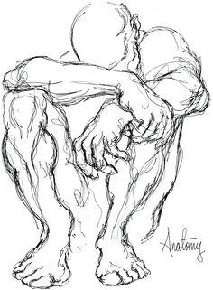 Pen drawing by Ceri Ann Littlechild