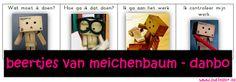 Juf Inger: Beertjes van Meichenbaum - Danbo School Organisation, School Organization