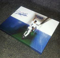 "Derek Jeter Signed Tunnel Shot at the Original Yankees Stadium 11X14"" RP Canvas. FREE SHIPPING.  Sale price $99.99"