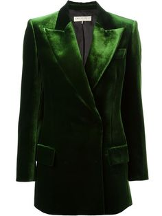 Shop Emilio Pucci velvet blazer in Luisa World from the world's best independent boutiques at farfetch.com. Over 1000 designers from 300 boutiques in one website.