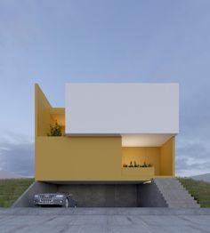 Resultados del Cuarto Taller de Diseño Arquitectónico 'Vivienda Unifamiliar' por Cota Paredes Arquitectos,© Juan Manuel Esparza de la Mora