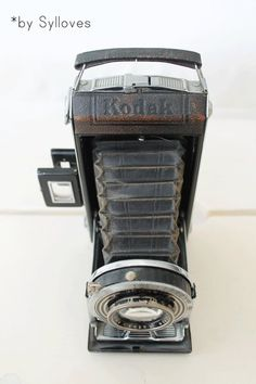 ♥ beautiful old KODAK