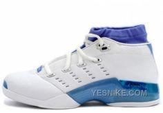 http://www.yesnike.com/big-discount-66-off-air-jordan-17-xvii-retro-blanc-bleu.html BIG DISCOUNT! 66% OFF! AIR JORDAN 17 (XVII) RETRO BLANC/BLEU Only $88.00 , Free Shipping!