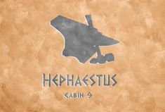 Percy Jackson fan? This is a wallpaper I created for the children of Hephaestus. Enjoy!