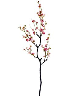 Plum Blossom in Pink | Silk Flowers | Same Day Shipping