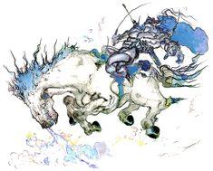 Final Fantasy VI - Raiden