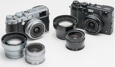 First Look: Fujifilm X100T Refines The Hybrid Viewfinder #photography #learn #discover