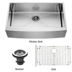 Love this sink for the kitchen