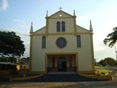 Matriz Santo Inácio Loyola - Santo Inácio (PR)
