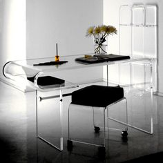 Contemporary Art, Furniture and Stunning Acrylic Designs