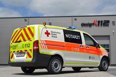 Neues NEF für den DRK Kreisverband Limburg