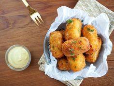 Homemade kaaskroketten recept
