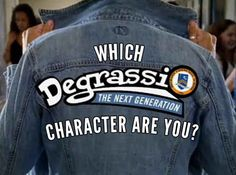"""Which Character From """"Degrassi: The Next Generation"""" Are You"""