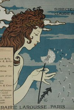 Eugene Grasset 1900