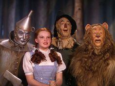 Dorothy and her friends from Oz - Dorothy e i suoi amici di Oz
