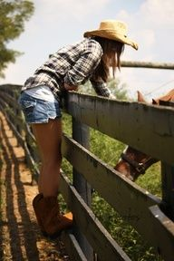 Thank God I'm a country girl!