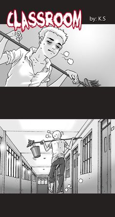 Silent Horror :: Classroom | Tapas - image 1