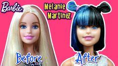 Melanie Martinez Hair Tutorial for Barbie Doll!!! Hi guys, I have got thousands…