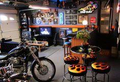 Resultado de imagen de garage bar