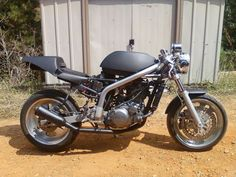This is haw I want my MZ to look! Cafe Racing, Motorbikes, Motorcycle, Cool Stuff, Google Search, Vehicles, Wheels, Action, Places