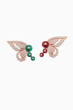 Art Nouveau, Bvlgari, Vogue, Diamond Jewelry, Belly Button Rings, Jewels, Gemstones, Bracelets, Earrings