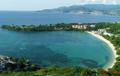 Gem Holiday Beach Resort situated on one of the prime locations in Grenada nestled between verdant vegetation and 1 miles of the shimmering white sands of Morne Rouge Bay. Beach Resorts, Grenada, The Locals, Most Beautiful, Gems, River, How To Plan, Vacation, Holiday Beach