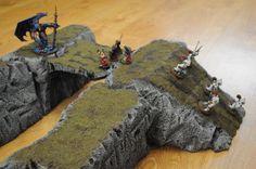 How to create universal mountain terrain set  http://www.tinyarmies.org/en/2013/02/18/how-to-create-universal-mountain-terrain-set/