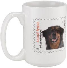 Adopt a Shelter Pet Mug: Bindi Su