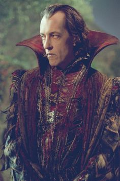 Day 8 of my 31 days of the best Vampires. Today is Frederick Sackville-Bagg in The Little Vampire played by Richard E. Grant in 2000.