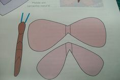 borboleta em feltro - Pesquisa Google