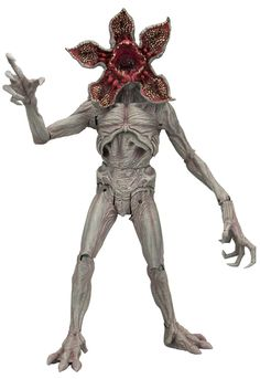 McFarlane Toys Stranger Things Demogorgon Action Figure for sale online Stranger Things Creature, Stranger Things Monster, Stranger Things Halloween, Eleven Stranger Things, Spooky Tattoos, Living Dead Dolls, Alice In Wonderland, Kissing Booth, Cool Pictures